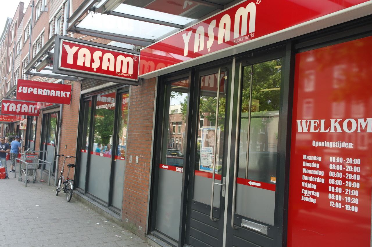 Home for Turkse winkel